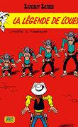 Lucky Luke, Tome 70 : La Légende de l'Ouest