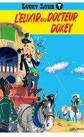 Lucky Luke, Tome 7 : L'Élixir du docteur Doxey