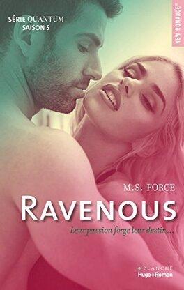 Couverture du livre : Quantum, tome 5 : Ravenous
