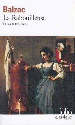 Couverture du livre : La Rabouilleuse