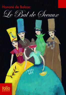Couverture du livre : Le Bal de Sceaux