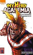 My Hero Academia, Tome 11
