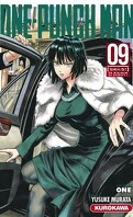 One-Punch Man, Tome 9