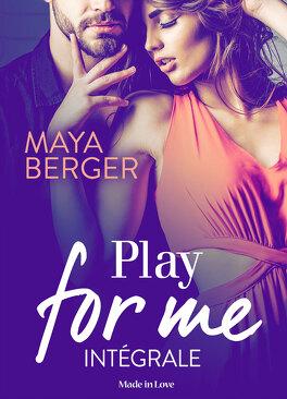 Couverture du livre : Play for me - Intégrale