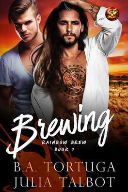 Couverture du livre : Rainbow Brew, Tome 1 : Brewing