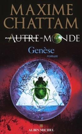 Couverture du livre : Autre-Monde, Tome 7 : Genèse