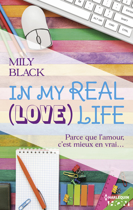 Couverture du livre : In My Real (Love) Life