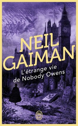 Couverture du livre : L'Étrange Vie de Nobody Owens
