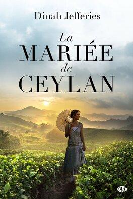 Couverture du livre : La Mariée de Ceylan