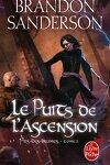 couverture Fils-des-Brumes, Tome 2 : Le Puits de l'ascension