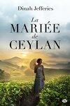 couverture La Mariée de Ceylan