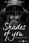 couverture Shades of You, Tome 1 : Souviens-toi