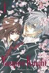 couverture Vampire Knight - Édition double, Tome 1