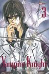 couverture Vampire Knight - Édition double, Tome 3