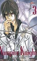 Vampire Knight - Édition double, Tome 3