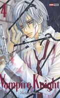 Vampire Knight - Édition double, Tome 4
