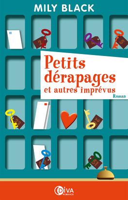 Couverture du livre : Petits dérapages et autres imprévus