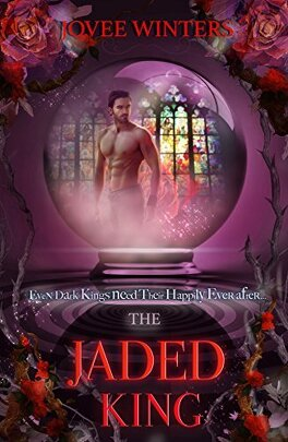 Couverture du livre : The Dark Kings, Tome 2: The Jaded King