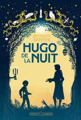 Couverture du livre : Hugo de la nuit
