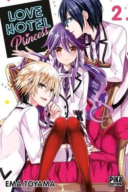 Couverture du livre : Love Hotel Princess, Tome 2