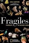 couverture Fragiles-portraits du monde animal