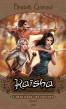 Kaïsha, Tome 4 : L'héritière des mondes
