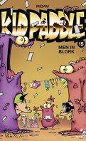 Kid Paddle, Tome 15 : Men In Blork
