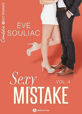 Couverture du livre : Sexy Mistake, Tome 4
