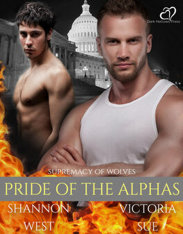 Couverture du livre : Supremacy of Wolves, Tome 4 : Pride of the Alphas