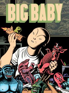 Couverture du livre : Big Baby