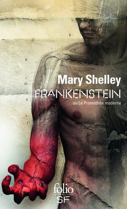 Couverture du livre : Frankenstein ou le Prométhée moderne