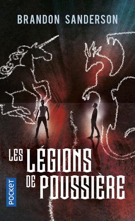 Couverture du livre : Les Légions de poussière