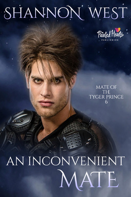 Couverture du livre : Mate of the Tyger Prince, Tome 6 : An Inconvenient Mate