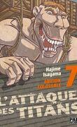 L'Attaque des Titans - Édition colossale, Tome 7