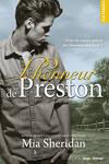 couverture L'Honneur de Preston