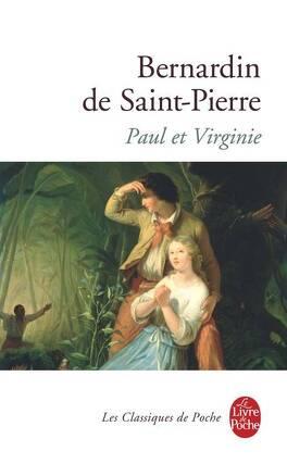 Couverture du livre : Paul et Virginie