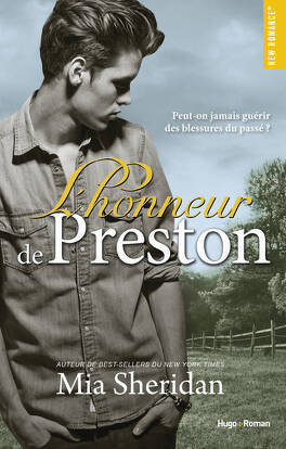 Couverture du livre : Sign of Love, Tome 9 : L'Honneur de Preston